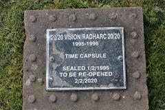 2020 Time Capsule Opening